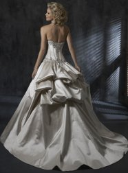 Robe de mariée traditionnelle
