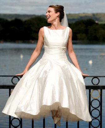 Exclaimhere: Robe De Mariee Annee 50