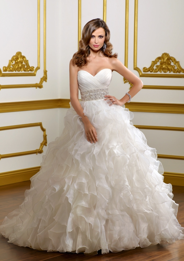 Robe look mariage